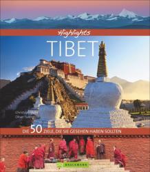 Highlights Tibet (ISBN: 9783734323928)