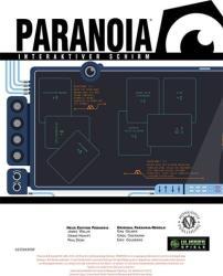 Paranoia Spielleiterschirm (ISBN: 9783963311116)