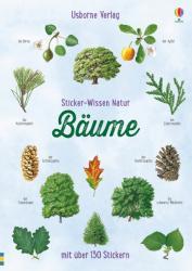 Sticker-Wissen Natur: Bume (ISBN: 9781782328711)