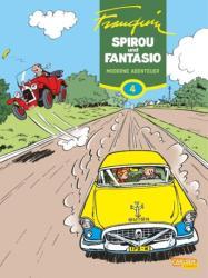 Spirou & Fantasio Gesamtausgabe 04: Moderne Abenteuer (ISBN: 9783551716248)