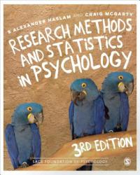 Research Methods and Statistics in Psychology - Alex Haslam, Craig McGarty (ISBN: 9781526423283)