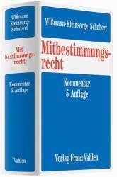 Mitbestimmungsrecht (ISBN: 9783800652617)