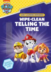 Wipe-Clean Telling the Time (ISBN: 9781407194318)