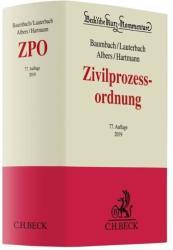 Zivilprozessordnung (ISBN: 9783406724411)