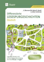 Differenzierte Lesespurgeschichten Deutsch (ISBN: 9783403074465)