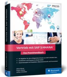 Vertrieb mit SAP S/4HANA (ISBN: 9783836259682)