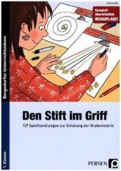 Den Stift im Griff (ISBN: 9783403205043)