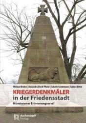 Kriegerdenkmler in der Friedensstadt (ISBN: 9783402133248)