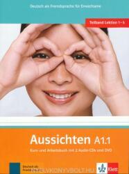 Aussichten. Teilband A1.1: Kurs- und Arbeitsbuch (2009)