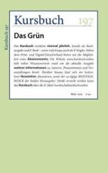 Kursbuch 197 (ISBN: 9783961960668)