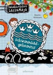 Detektivbüro Lassemaja - Das Schwimmbadgeheimnis - Martin Widmark, Helena Willis, Maike Dörries (ISBN: 9783764150709)