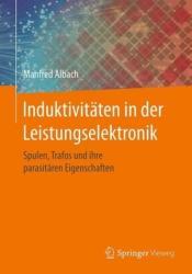 Induktivitten in der Leistungselektronik (ISBN: 9783658150808)