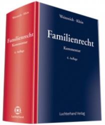 Familienrecht Kommentar (ISBN: 9783472086826)