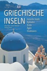 Horizont Griechische Inseln - Ionische Inseln - Kykladen - Kreta - Agis - Dodkanes (ISBN: 9783800344628)