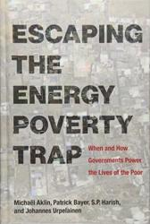 Escaping the Energy Poverty Trap - When and How Governments Power the Lives of the Poor (ISBN: 9780262038799)