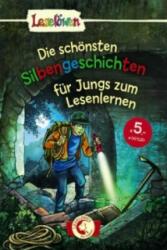 Leselwen - Das Original: Die schnsten Silbengeschichten fr Jungs zum Lesenlernen (ISBN: 9783785583364)