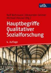 Hauptbegriffe Qualitativer Sozialforschung (2018)
