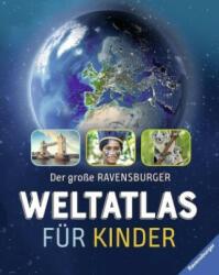 Der groe Ravensburger Kinder-Weltatlas (2019)