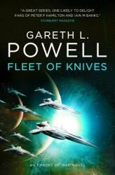 Fleet of Knives: An Embers of War Novel (2019)