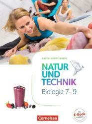 Natur und Technik 7. -9. Schuljahr - Biologie - Baden-Wrttemberg - Schlerbuch (ISBN: 9783060153701)