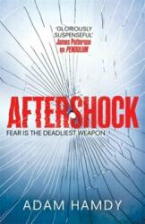 Aftershock - (ISBN: 9781472233554)