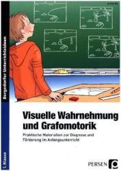 Visuelle Wahrnehmung und Grafomotorik (ISBN: 9783403236603)