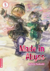 Made in Abyss 05 (ISBN: 9783963580758)