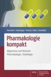 Pharmakologie kompakt (ISBN: 9783804735514)
