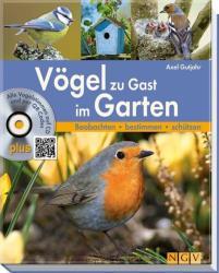 Vgel zu Gast im Garten (ISBN: 9783625173205)
