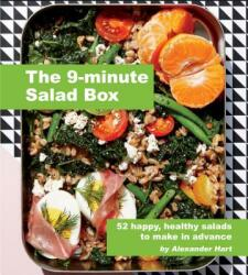 5-Minute Salad Lunchbox - 52 happy, healthy salads to make in advance (ISBN: 9781925418972)