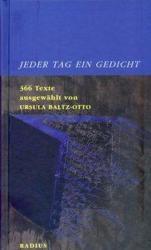 Jeder Tag ein Gedicht (ISBN: 9783871735592)