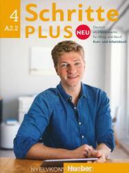 Schritte plus Neu 4: Deutsch als Zweitsprache für Alltag und Beruf / Kursbuch + Arbeitsbuch + Audio-CD zum Arbeitsbuch (ISBN: 9783196010831)