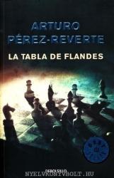 Arturo Pérez-Reverte: La Tabla de Flandes (2010)