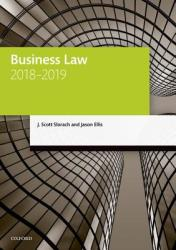 Business Law 2018-2019 (ISBN: 9780198823230)