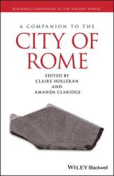 Companion to the City of Rome (ISBN: 9781405198196)