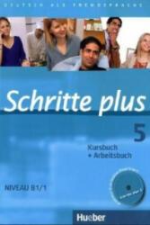 Kursbuch + Arbeitsbuch, m. Audio-CD zum Arbeitsbuch - Silke Hilpert, Marion Kerner, Jutta Orth-Chambah, Daniela Niebisch (2010)
