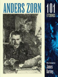 Anders Zorn, 101 Etchings (ISBN: 9780486828640)