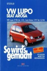 VW Lupo, Seat Arosa - Hans-Rüdiger Etzold (2000)