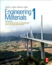 Engineering Materials 1 - Jones, D. R. H. (ISBN: 9780081020517)