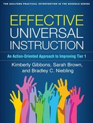 Effective Universal Instruction - An Action-Oriented Approach to Improving Tier 1 (ISBN: 9781462536832)