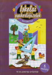 Iskolai gyakorlófüzetek. Matematika 5. o. 1 (2009)