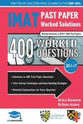 IMAT PAST PAPER WORKED SOLUTIONS (ISBN: 9781912557127)