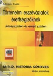 TÖRTÉNELMI ESSZÉVÁZLATOK ÉRETTSÉGIZŐKNEK - KÖZÉP- ÉS EMELT SZINTEN - (2006)
