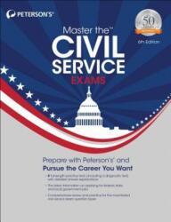 Master the Civil Service Exams (ISBN: 9780768943139)