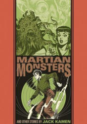 Martian Monster And Other Stories (ISBN: 9781683961680)