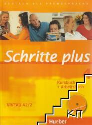 Kursbuch + Arbeitsbuch, m. Audio-CD - Daniela Niebisch, Sylvette Penning-Hiemstra, Franz Specht (2010)