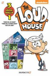 LOUD HOUSE 3 IN 1 (ISBN: 9781545805305)