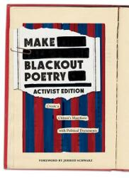 Make Blackout Poetry: Activist Edition (ISBN: 9781419733918)