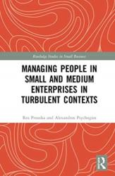 Managing People in Small and Medium Enterprises in Turbulent Contexts (ISBN: 9781138103559)