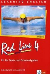 Red Line New 4. Fit fr Tests und Schulaufgaben mit Audio-CD. Bayern (2009)